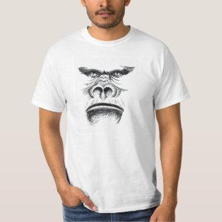 Gorilla för T-tröja KOM Tröjor