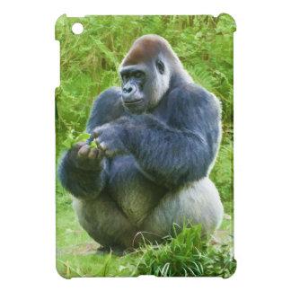 Gorilla i djungeln iPad mini mobil skal