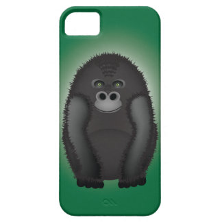 Gorilla på grönten iPhone 5 Case-Mate cases