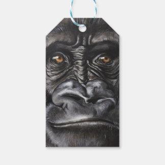 Gorilla Presentetikett