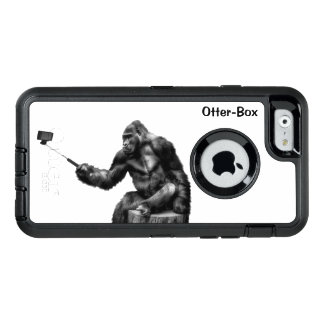 Gorilla Selfie OtterBox Defender iPhone Skal