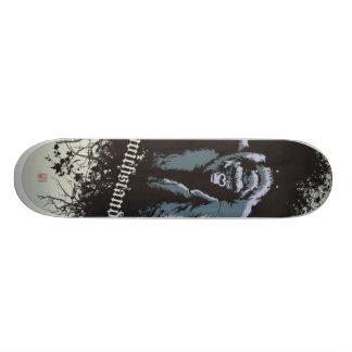 gorilla skateboard bräda 21,5 cm