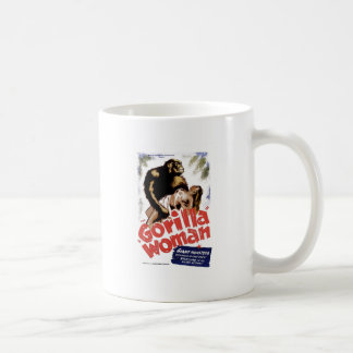Gorillakvinnan Kaffemugg