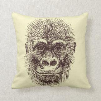 Gorillan kudder (gult) kudde