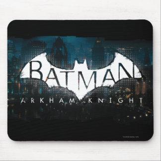 Gotham för uppassareArkham riddare logotyp Mus Mattor