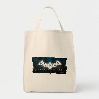 Gotham för uppassareArkham riddare logotyp Tygkasse