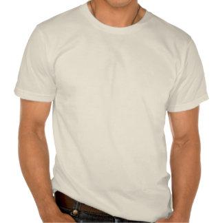 Gotisk brun drake t-shirts