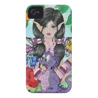 """Gotisk Cuties #2"" blackberry boldfodral Case-Mate iPhone 4 Case"