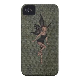 Gotisk fe för ursnygg vintage Case-Mate iPhone 4 fodral