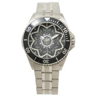 Gotisk Kaleidoscope Armbandsur