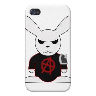 Gotisk kanin Bruno iPhone 4 Fodraler