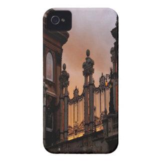 Gotisk solnedgång i Budapest Case-Mate iPhone 4 Fodral