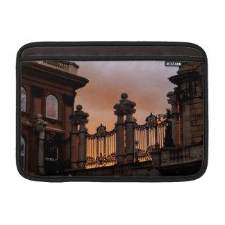 Gotisk solnedgång i Budapest Sleeve För MacBook Air