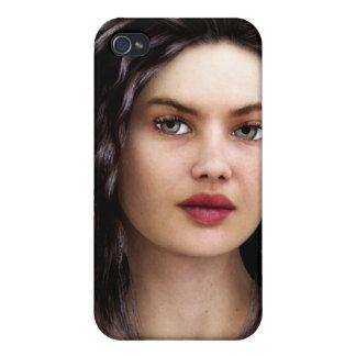 Gotisk vampig älskarinna 4 iPhone 4 hud