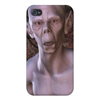 Gotisk vampyr för demon 4 iPhone 4 skydd