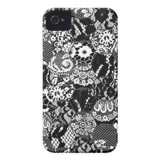 gotiskt snöre iPhone 4 Case-Mate case