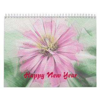 Gott nytt år kalender