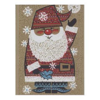 Gott nytt år vykort