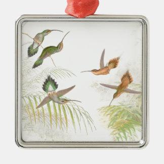 Goulds Hummingbirds Julgransprydnad Metall