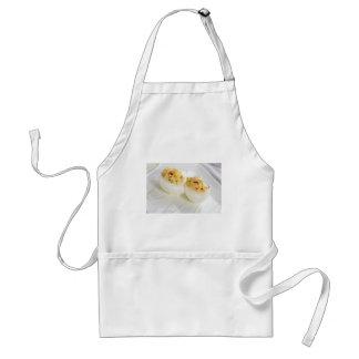 Gourmet- Deviled äggförkläde Förkläde