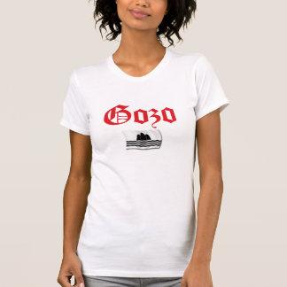 Gozo flagga tee shirts
