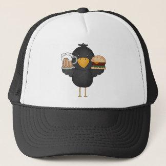 Grabbar bantar hatten keps