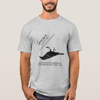 Grackle fristad t-shirt