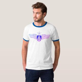 Gradbeteckning: Folks flygvapen för befrielsearmé T Shirts