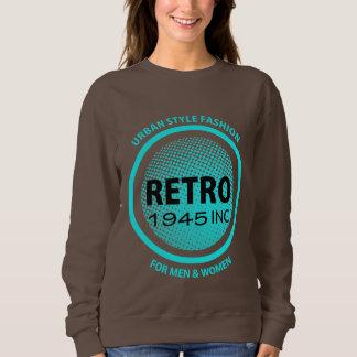 Grafisk coola för Retro Bekläda Företag Tröja