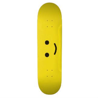Grafisk fåntratt skateboard bräda 19,5 cm