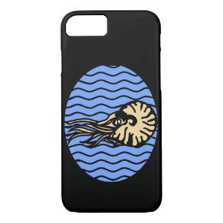 Grafisk iphone case för Nautilus