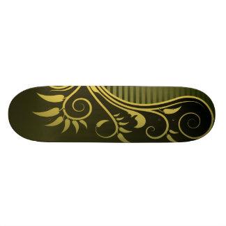 Grafisk Skateboard för design 1