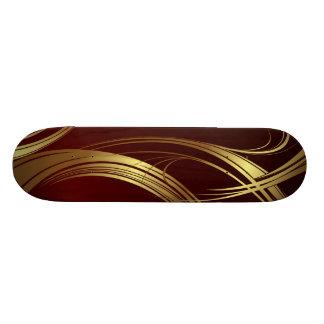 Grafisk Skateboard för design 3