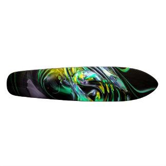Grafisk Skateboard för design 6