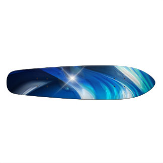 Grafisk Skateboard för design 9