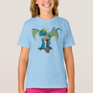 Grafiska Astrid & Stormfly Tshirts