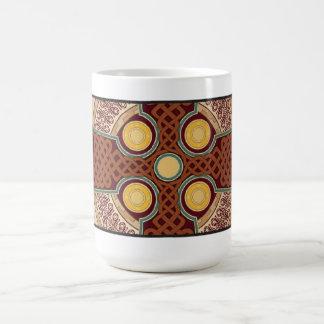 Grafiska designhistoriemuggar: prologue kaffemugg