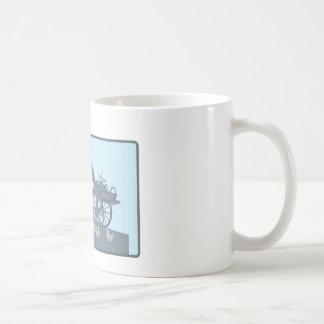 Grafiska Dublin Kaffemugg