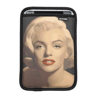Grafiska gråa Marilyn Sleeve För iPad Mini