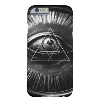 Grafiska Illuminati Barely There iPhone 6 Fodral