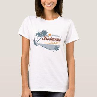 Grafiskt för kultur för Kokomo 80-talpop Retro Tee Shirts