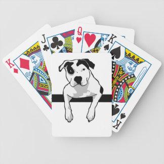 Grafiskt groptjurT-Ben Spelkort