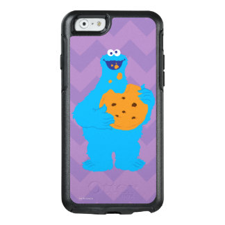 Grafiskt kakamonster OtterBox iPhone 6/6s skal