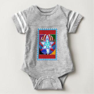 Grafiskt läka symbol för NOSA Karuna Reiki Tee Shirt