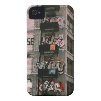 Grafitti avfyrar flyktiphone case iPhone 4 fodraler