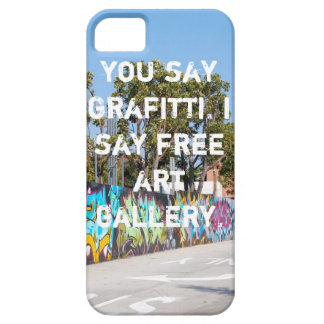 [grafitti.] barely there iPhone 5 fodral