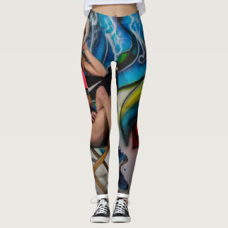 Grafitti Leggings
