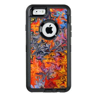 Grafitti OtterBox Defender iPhone Skal
