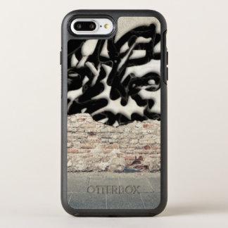 grafitti OtterBox symmetry iPhone 7 plus skal