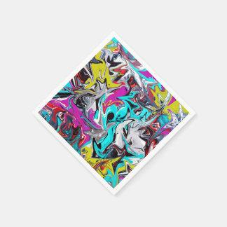 Grafitti Pappersservett